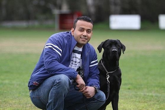 Sahil and Doug home page image